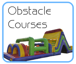 Bounce House Rentals - Obstacle Courses
