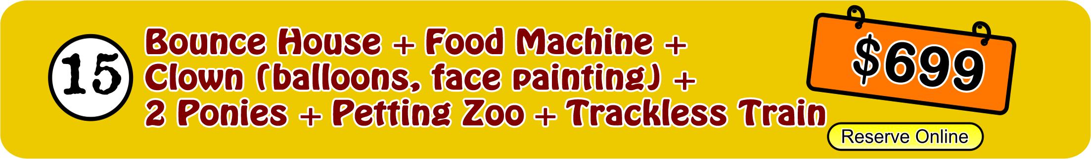 Petting Zoo Rental West Palm Beach