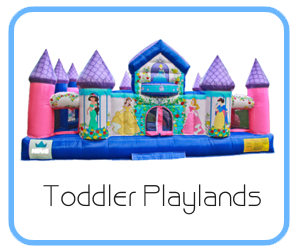 Bounce House Rentals - Toddler Playlands