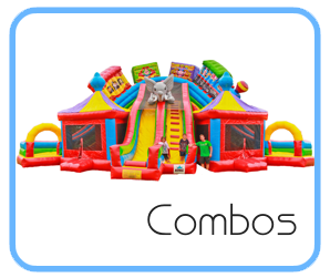 Bounce House Rentals - Combos